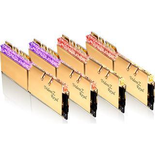 64GB (8x 8192MB) G.Skill Trident Z Royal Series - DDR4 - Kit - DIMM