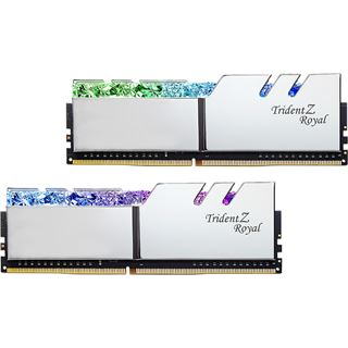 16GB (2x 8192MB) G.Skill Trident Z Royal Series RAM - DDR4 4400 UDIMM