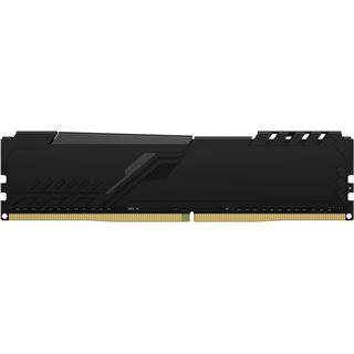 128GB (4x32GB) Kingston FURY Beast DDR4 DIMM 3200 MHz PC4-25600 -