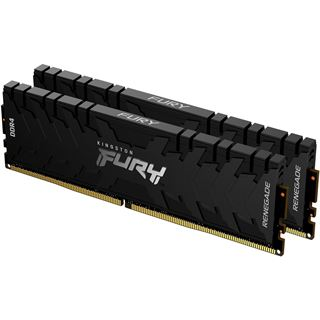 Kingston FURY Renegade - DDR4 - Kit - 64 GB: 2 x 32 GB - DIMM 288-PIN