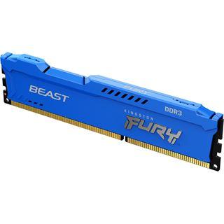 Kingston FURY Beast - DDR3 - Modul - 4 GB - DIMM 240-PIN - 1866 MHz /
