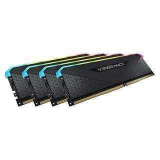 32GB Vengeance Corsair RGB RS DDR4-3600MHz (4x8GB) DIMM