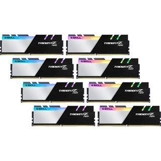 G.Skill TridentZ Neo Series - DDR4 - 256 GB: 8 x 32 GB - DIMM 288-PIN