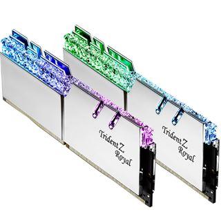 G.Skill Trident Z Royal Series - DDR4 - Kit - 32 GB: 2 x 16 GB - DIMM