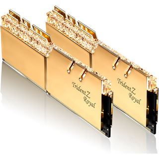 G.Skill Trident Z Royal Series - DDR4 - Kit - 16 GB: 2 x 8 GB - DIMM