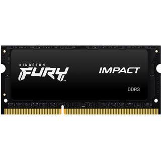 Kingston FURY Impact - DDR3L - Kit - 16 GB: 2 x 8 GB - SO DIMM