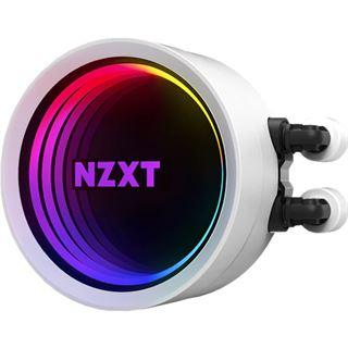 NZXT Kraken X53 RGB White Komplett-Wasserkühlung RL-KRX53-RW