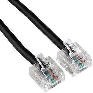 1.50m Hama ISDN Anschlusskabel 8p4c RJ45 Stecker auf RJ45 Stecker