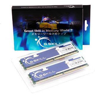 4GB G.Skill PQ Series DDR2-667 DIMM CL4 Dual Kit