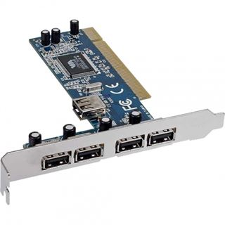 InLine 66673V 5 Port PCI retail