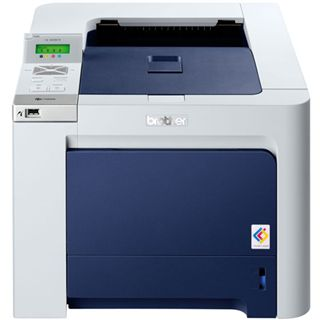 Brother HL-4040CN Laser Farb Drucker 2400x600dpi 2400x600dpi