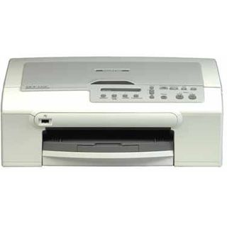Brother DCP-135C A4 6000dpi Color Tinte USB MFP grau (flachbett)