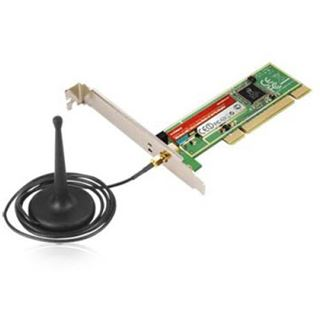 Edimax Netzwerkkarte EW7128G WLan 1 Port 54Mbit/s PCI