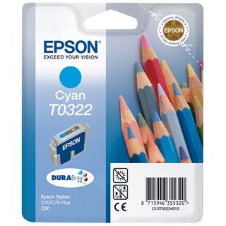 Epson Tinte C13T03224010 cyan