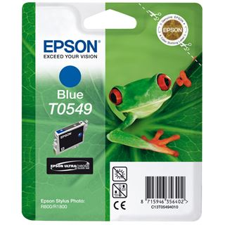 Epson Tinte C13T05494010 blau