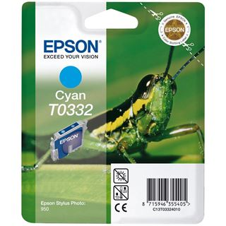 Epson C13T033240 cyan 17ml