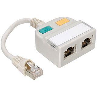 Telegärtner Modular-T-Adapter J00029A0013