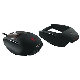 Logitech G9 Laser Mouse, Retail