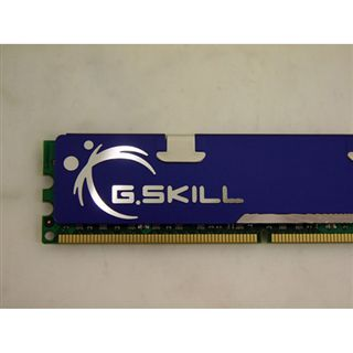 4GB G.Skill PQ Series DDR2-1000 DIMM CL5 Dual Kit