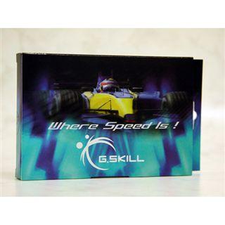 4GB G.Skill PQ Series DDR2-1000 DIMM CL5 Dual Kit