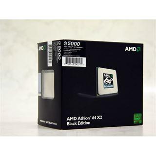 AMD Athlon64 X2 5000+ 2x2600MHz 2x512kB 65W Box