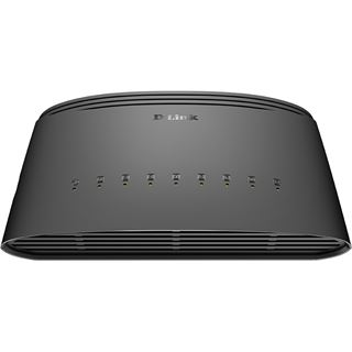 D-Link DGS-1008D Green Ethernet 8x 10/100/1000 Mbit Desktop Switch
