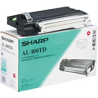 Sharp AL 100 TD Toner/Entwickler