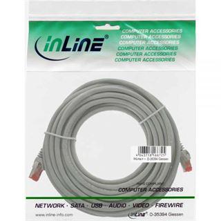(€1,05*/1m) 20.00m InLine Cat. 6 Patchkabel S/FTP PiMF RJ45