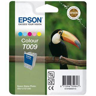 Epson Tinte C13T009401 cyan, magenta, gelb, cyan hell, magenta hell