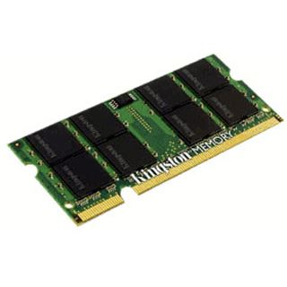1GB Kingston ValueRAM DDR2-800 SO-DIMM CL5 Single