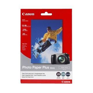 Canon PP-201 Plus Fotopapier 13x18 cm (20 Blatt)