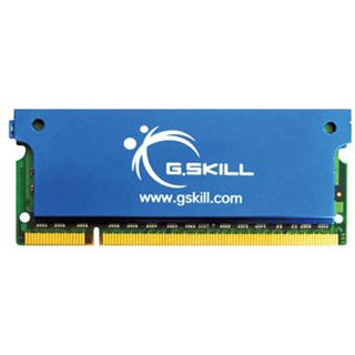 2GB G.Skill Value DDR2-667 SO-DIMM CL5 Single