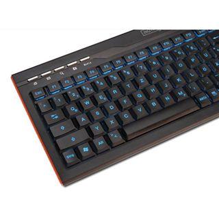 Digitus DA-20200 Tastatur Schwarz Deutsch USB