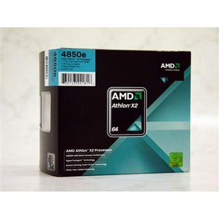 AMD Athlon64 X2 4850E 2x2500MHz 2x512Kb AM2 45W Box