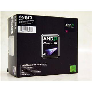 AMD Phenom X4 9850 4x2500MHz 4x512kB AM2+ Black Editon BOX