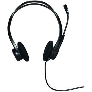 Logitech PC Headset 960 schwarz