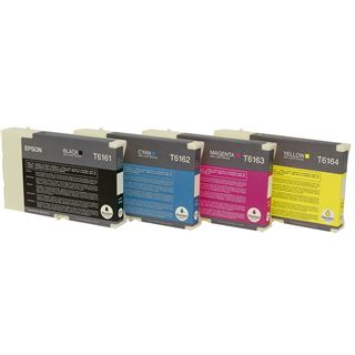 Epson Tinte C13T616100 schwarz
