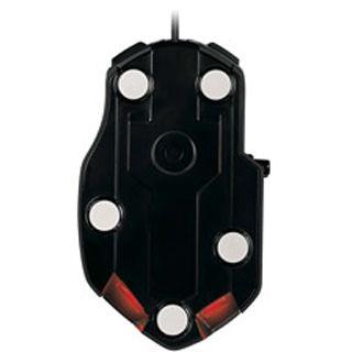 Microsoft Sidewinder X5 Laser Gaming Maus Schwarz USB RETAIL