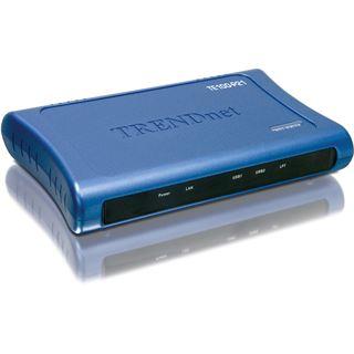 TrendNet Print Server 1P2U TE100-P21
