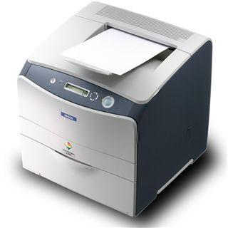 Epson AcuLaser C1100N Laser Farb Drucker 600x600dpi LAN/USB2.0