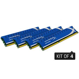 8GB Kingston HyperX DDR2-800 DIMM CL4 Quad Kit