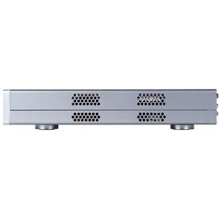 Silverstone La Scala LC19R Desktop 120 Watt silber