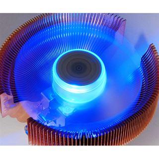 Zalman CNPS 7000C-Cu LED AMD und Intel S754, 939, AM2, 775