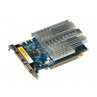 512MB ZOTAC GeForce 9500GT Zone Edition passiv DDR2 PCIe