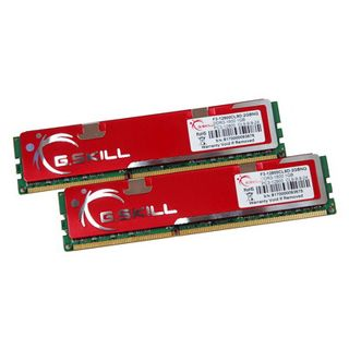 4GB G.Skill NQ Series DDR3-1600 DIMM CL9 Dual Kit