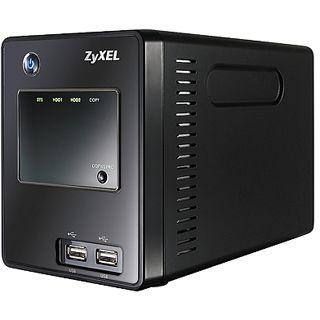 """ZyXEL Network Storage NSA-220 Plus NAS System für 2x3,5"""""""