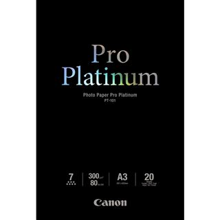 Canon PT-101 Pro Fotopapier 29,7x42,0 cm (20 Blatt)