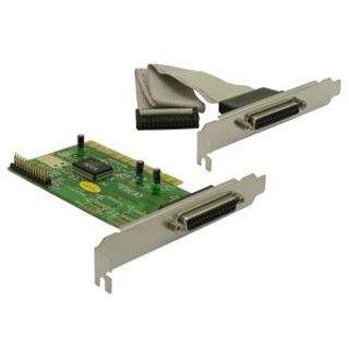Delock 89016 2 Port PCI retail