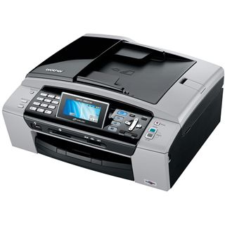 Brother MFC-490CW Multifunktion Tinten Drucker 6000x1200dpi