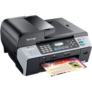 Brother MFC-5490CN Multifunktion Tinten Drucker 6000x1200dpi